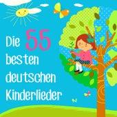 Die 55 Besten Deutschen Kinderlieder by Various Artists
