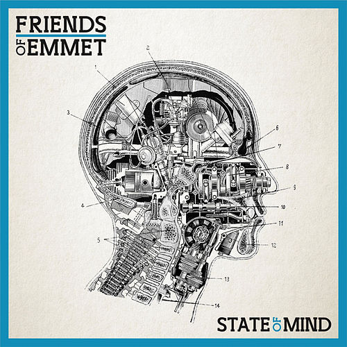 Play & Download State of Mind by Friends of Emmet | Napster