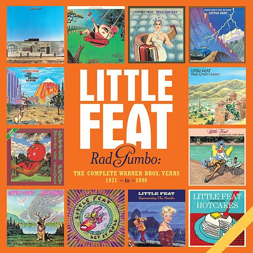 Rad Gumbo: The Complete Warner Bros. Years 1971 To 1990 by Little Feat