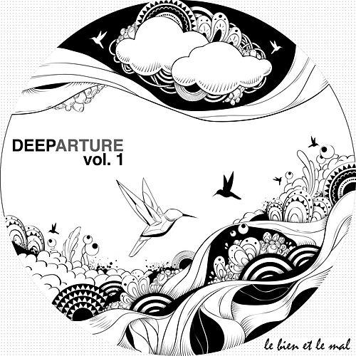 Play & Download Deeparture, Vol. 1 by Various Artists | Napster