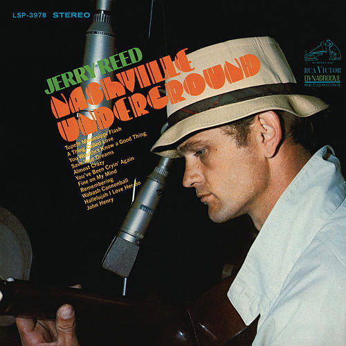 Nashville Underground by Jerry Reed