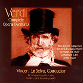 Play & Download Verdi: Complete Opera Overtures by Bern Symphony Orchestra & Vincent La Selva | Napster