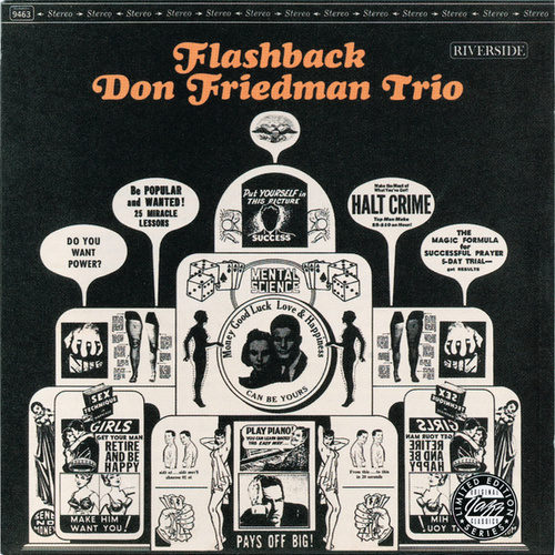 Play & Download Flashback by Don Friedman | Napster