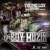 Play & Download D-Boy Muzik (feat. Shad Gee & T Wayne) by Young Lox | Napster