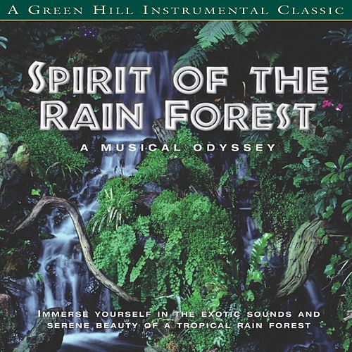 Spirit Of The Rainforest by David Arkenstone