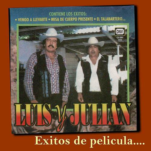 Play & Download Exitos de Pelicula by Luis Y Julian | Napster