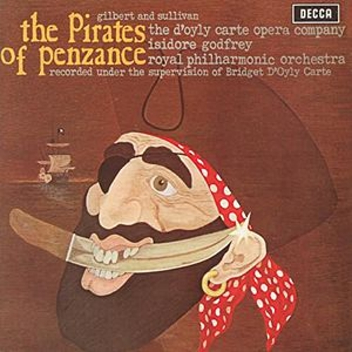 Play & Download Gilbert & Sullivan: The Pirates of Penzance by Various Artists | Napster