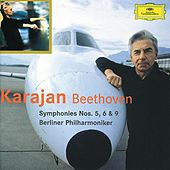 Beethoven: Symphonies Nos.5 & 6, 9 by Various Artists