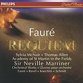 Fauré: Requiem / Koechlin: Choral sur le nom de Fauré by Various Artists
