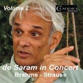 Play & Download De Saram In Concert, Vol.2 by Rohan De Saram   Napster