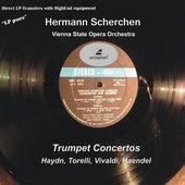 Play & Download Hermann Scherchen Conducts Trumpet Concertos by Roger Delmotte | Napster