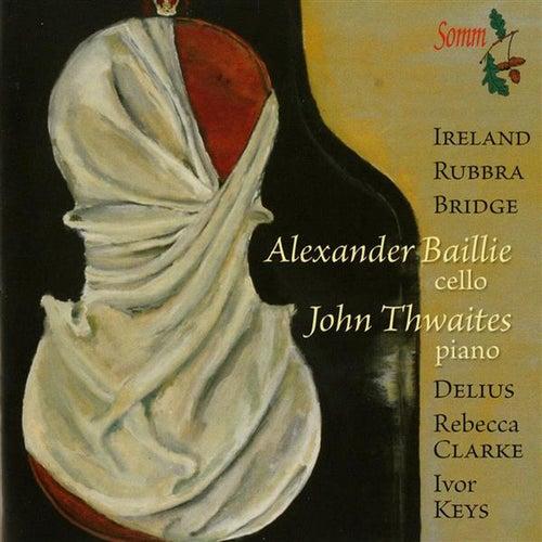 Twentieth-Century Sonatas for Cello and Piano by Alexander Baillie