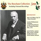 Beethoven: Missa Solemnis (The Beecham Collection) by Isobel Baillie