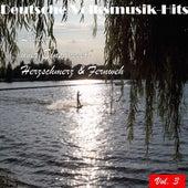 Deutsche Volksmusik Hits - Lieder über Einsamkeit, Herzschmerz & Fernweh, Vol. 3 by Various Artists