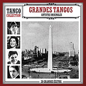 Play & Download Grandes Tangos by Various Artists | Napster