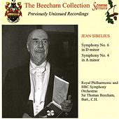 Play & Download Sibelius: Symphonies Nos. 6 & 4 (The Beecham Collection) by Various Artists | Napster