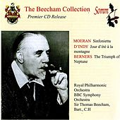 The Beecham Collection: Moeran, D'Indy & Berners by Various Artists