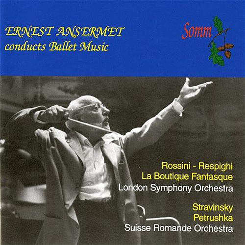 Ernest Arsermet Conducts Ballet Music (Recorded 1949-1950) by Various Artists