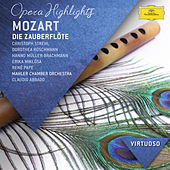 Mozart: Die Zauberflöte - Highlights by Various Artists