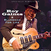 Bluesman for Life by Roy Gaines