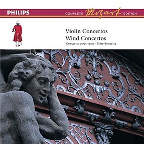 Play & Download Mozart: Complete Edition Box 5: Violin/Wind Concertos by Various Artists | Napster