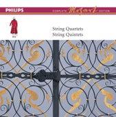 Mozart: Complete Edition Box 7: String Quartets, Quintets (11 CDs) by Various Artists