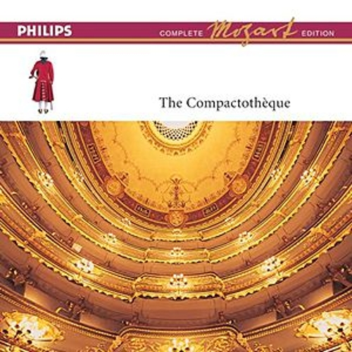 Mozart: Compactotheque by Various Artists