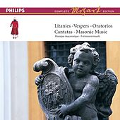 Mozart: Complete Edition Vol.11: Vespers, Oratorios etc by Various Artists