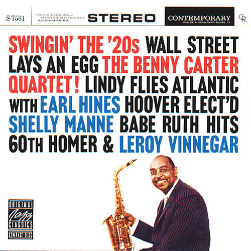 Swingin' The '20s by Benny Carter
