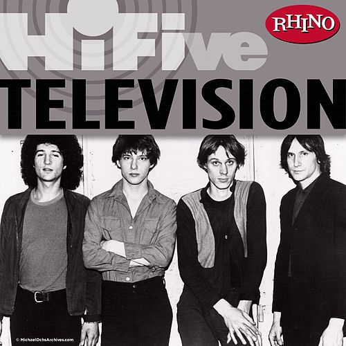 Rhino Hi-Five: Television by Television