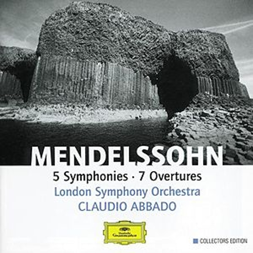 Mendelssohn: 5 Symphonies; 7 Overtures by Various Artists