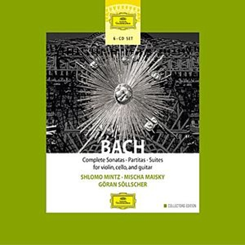 Play & Download Bach: Complete Sonatas, Partitas & Suties for Violin, Cello & Guitar by Various Artists | Napster