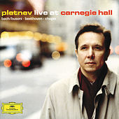 Mikhail Pletnev - Live at Carnegie Hall by Mikhail Pletnev