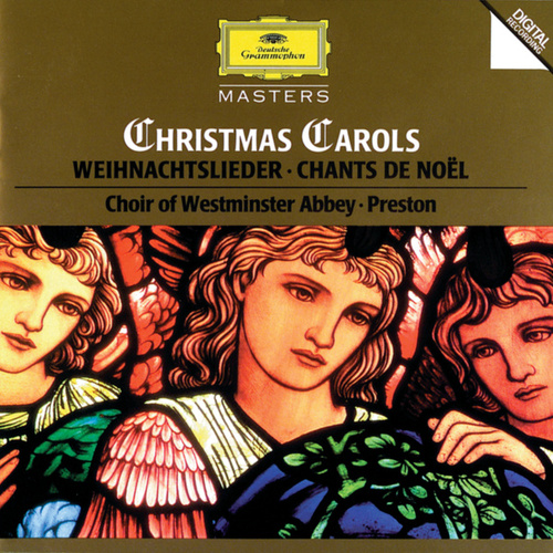 Choir of Westminster Abbey - Christmas Carols by Westminster Abbey Choir