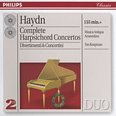 Play & Download Haydn: Complete Harpsichord Concertos; Divertimenti etc. by Ton Koopman | Napster