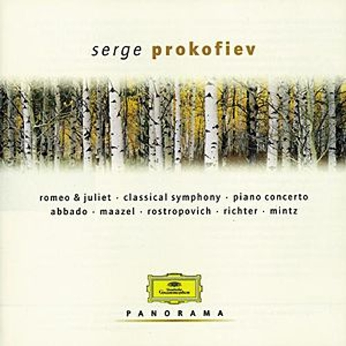 Play & Download Prokofiev: Classical Symphony etc. by Various Artists | Napster
