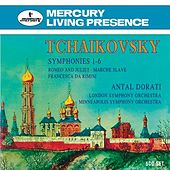 Play & Download Dorati conducts Tchaikovsky by Various Artists | Napster