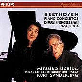 Play & Download Beethoven: Piano Concertos Nos. 3 & 4 by Mitsuko Uchida | Napster