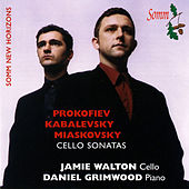 Play & Download Prokofiev, Kabalevsky, & Myakovsky: Cello Sonatas by Jamie Walton | Napster