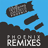 Play & Download Wolfgang Amadeus Phoenix Remixes by Phoenix | Napster