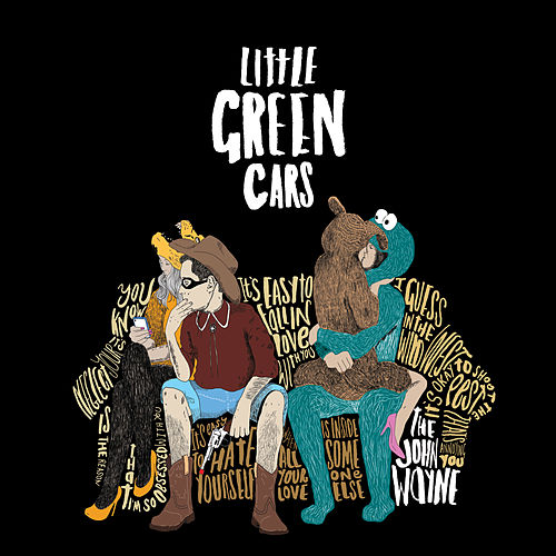 The John Wayne by Little Green Cars