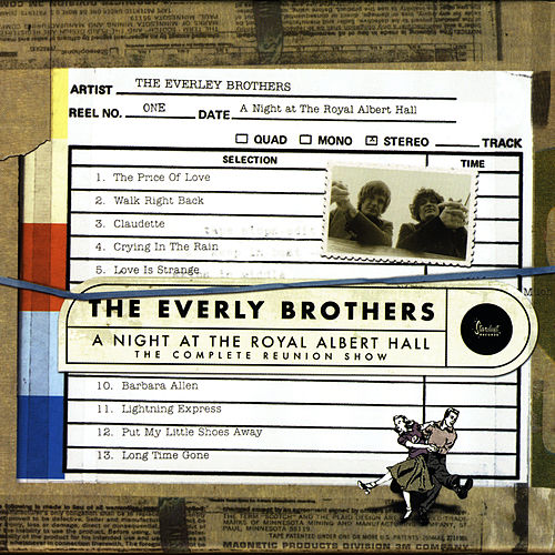 Play & Download A Night At The Royal Albert Hall: The Complete Reunion Show by The Everly Brothers | Napster