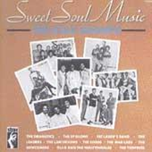 Sweet Soul Music: The Stax Groups by Various Artists