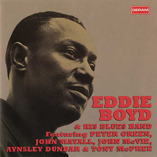 Eddie Boyd & His Blues Band by Eddie Boyd
