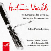Play & Download Vivaldi: Bassoon Сoncertos by Valery Popov | Napster