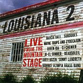 Louisiana 2 - Live From The Mountain Stage von Various Artists