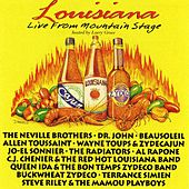 Louisiana Live From Mountain Stage by Various Artists