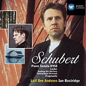 Play & Download Schubert: Sonata / Lieder by Leif Ove Andsnes | Napster
