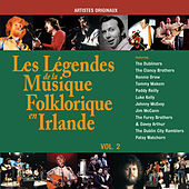 Play & Download Les Légendes de la Musique Folklorique en Irlande, Vol. 2 by Various Artists | Napster