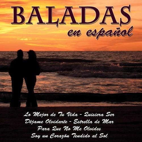 Baladas en Español by Various Artists